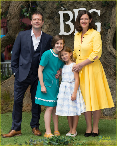 Ruby Barnhill with her family