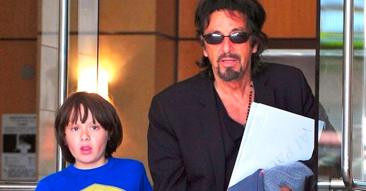 Anton James Pacino photos