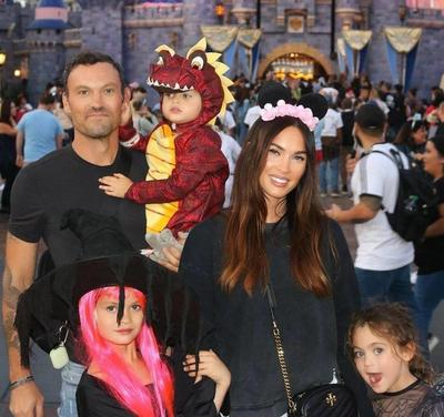 Bodhi Ransom Green with his family