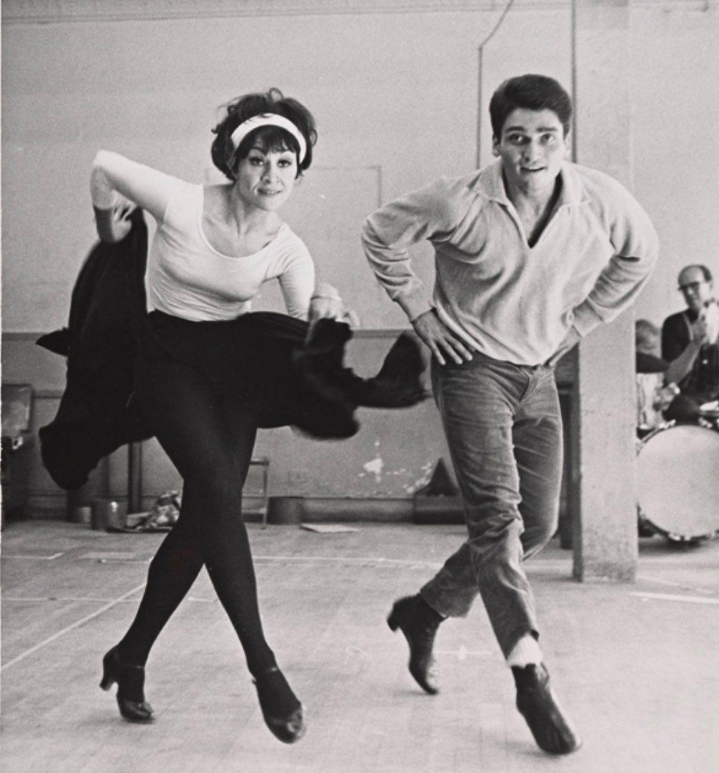 Gus Trikonis Dancing