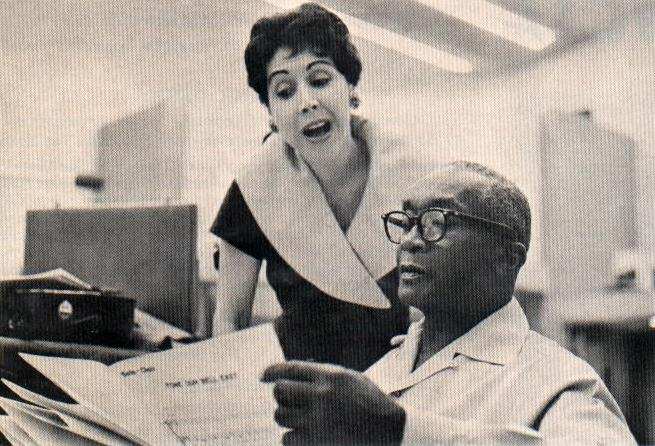 Jester Hairston as a composer