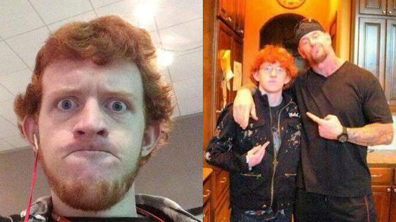 Jodi Lynn Calaway and The Undertaker's son