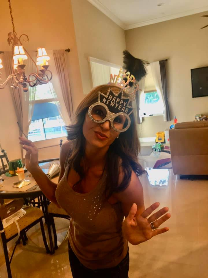 Julie Durda on 2020 New Year