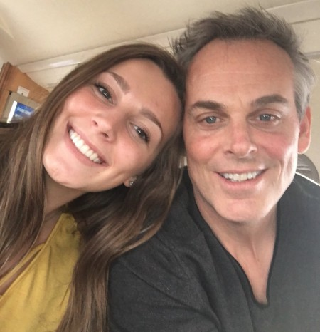 Kimberly Ann Vadala's ex husband and her daughter
