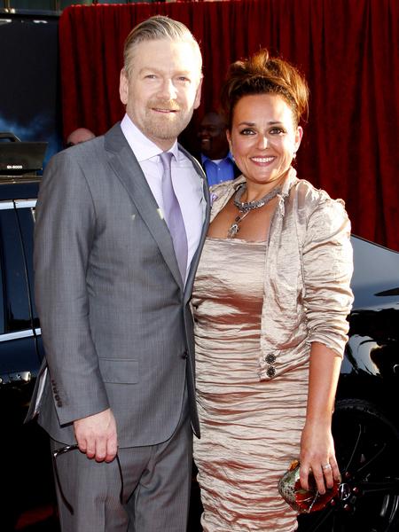 Lindsay Brunnock with her husband
