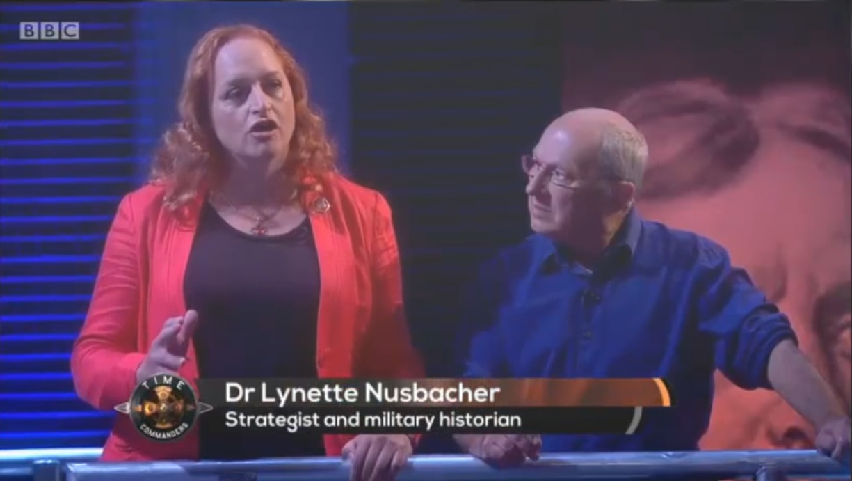 Lynette Nusbacher profession