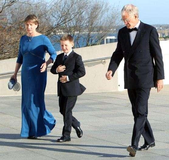 Regina-Lasko-With-Husband-And-Son.