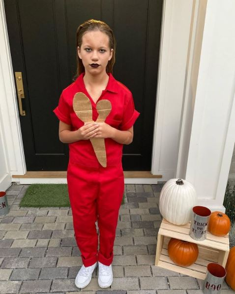 Weslie Fowler for Halloween