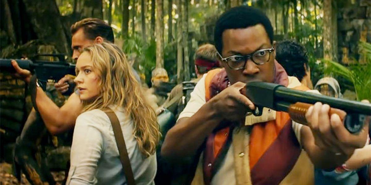 Corey Hawkins in Kong