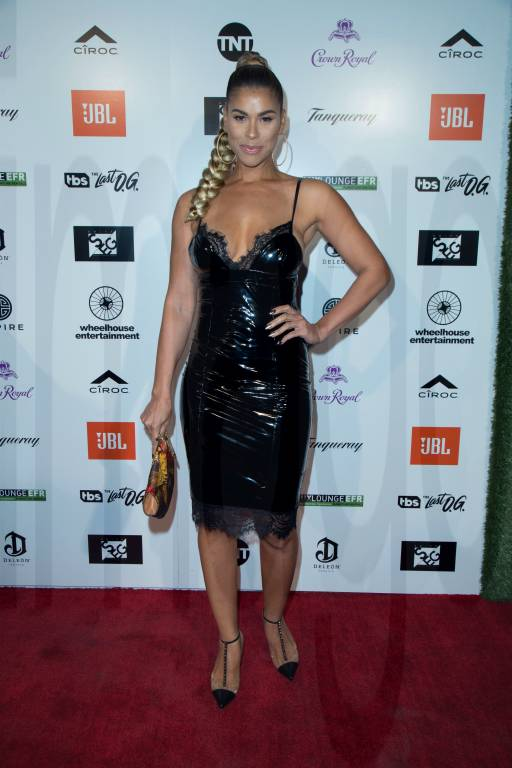 Gwendolyn Osborne Smith attends the Annual Kenny The Jet