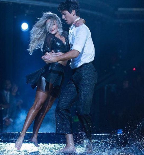 Milo Manheim in Dancing with Stars