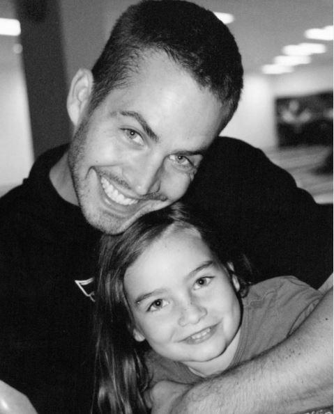 Rebecca Mcbrain's daughter and ex-boyfriend