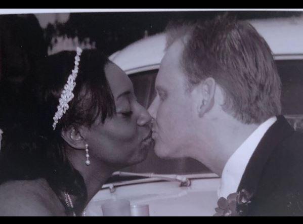 Tracey Ashley and husband