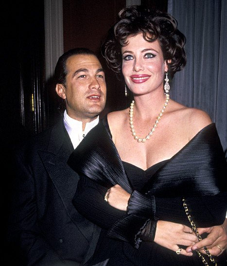 Dominic Seagal's parents on their prime age at red carpet