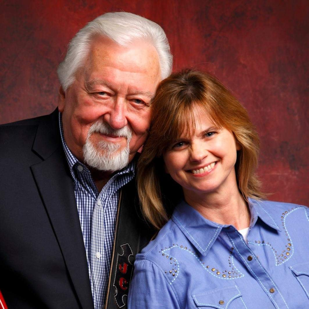Michele Voan Capps and Jimmy Capps