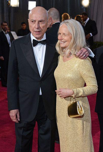 Suzanne Newlander Arkin and her husband